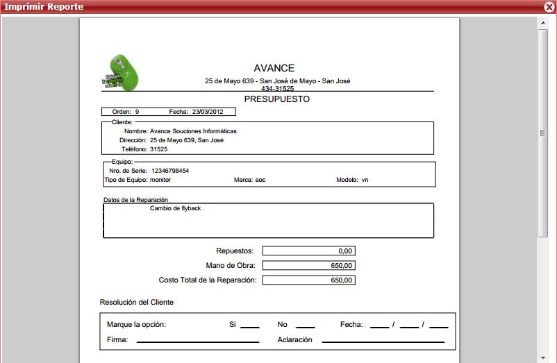 Satweb actualizaci n a versi n 1 6 satweb - Como hacer presupuesto de obra ...